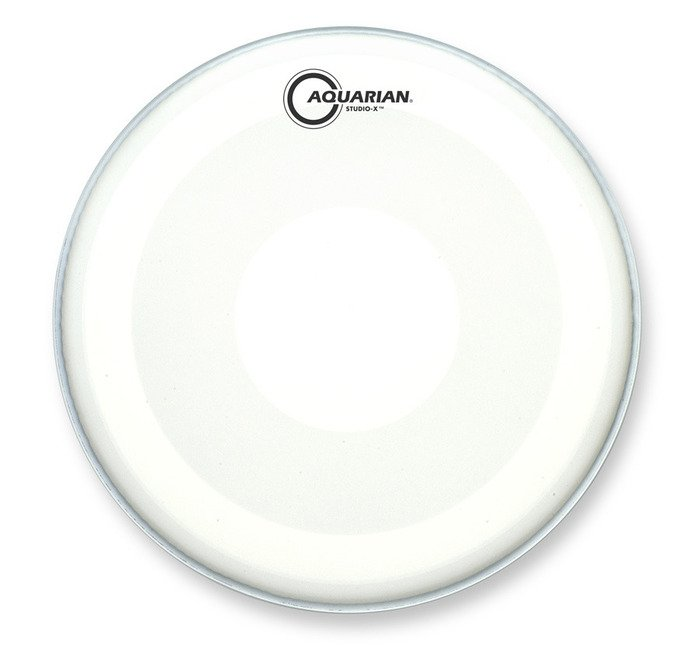 "10"" Studio-X Coated Drum Head with PowerDot"