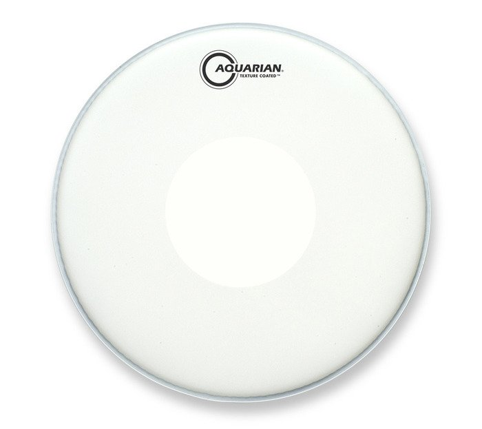 "13"" Coated Snare Drum Head with Power Dot"