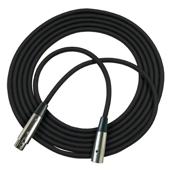 10' XLR Microphone Cable