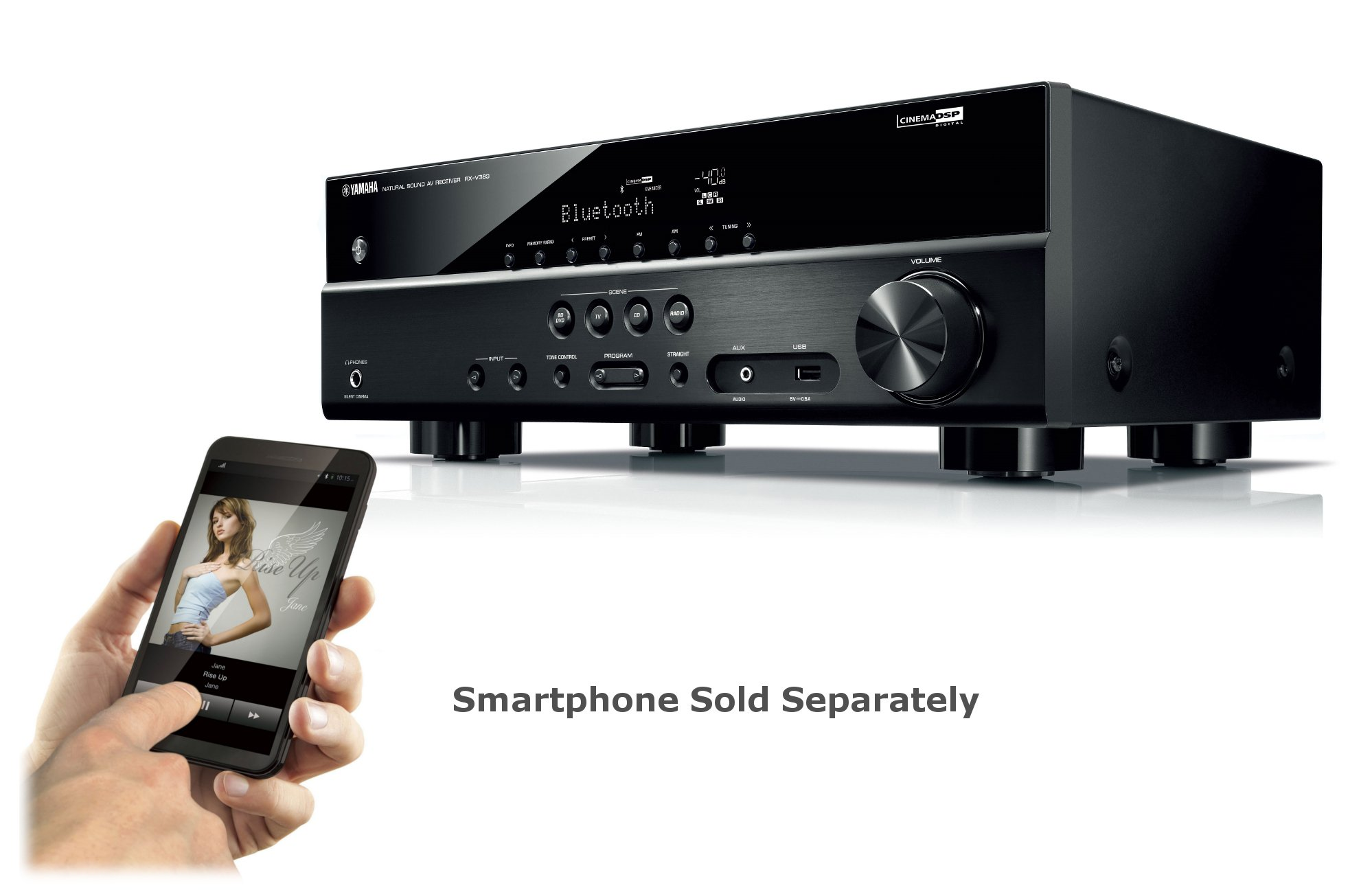 5.1-Channel A/V Receiver