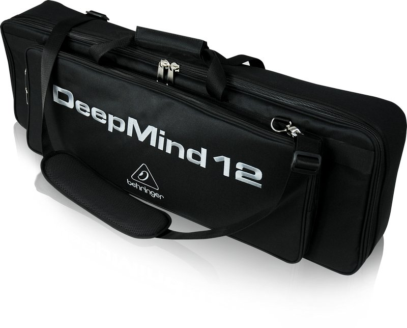 Deluxe Water Resistant Transport Bag for DEEPMIND 12