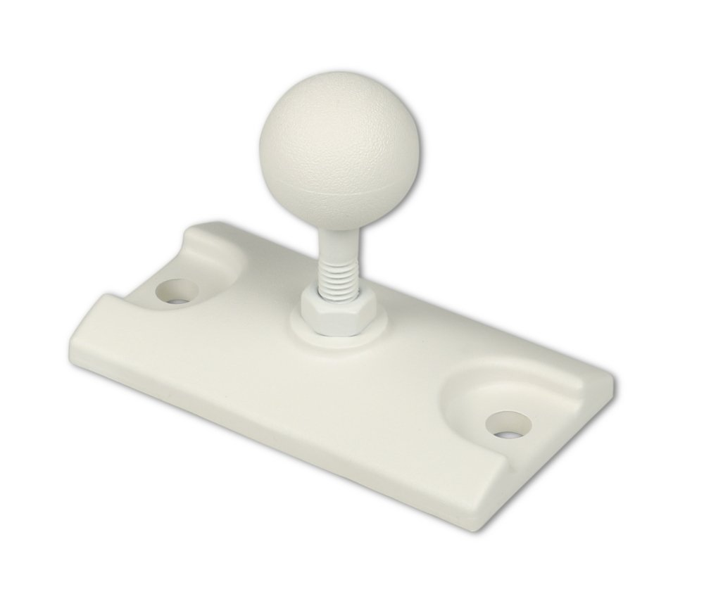 White Ball Mount Assembly for CONTROL 23