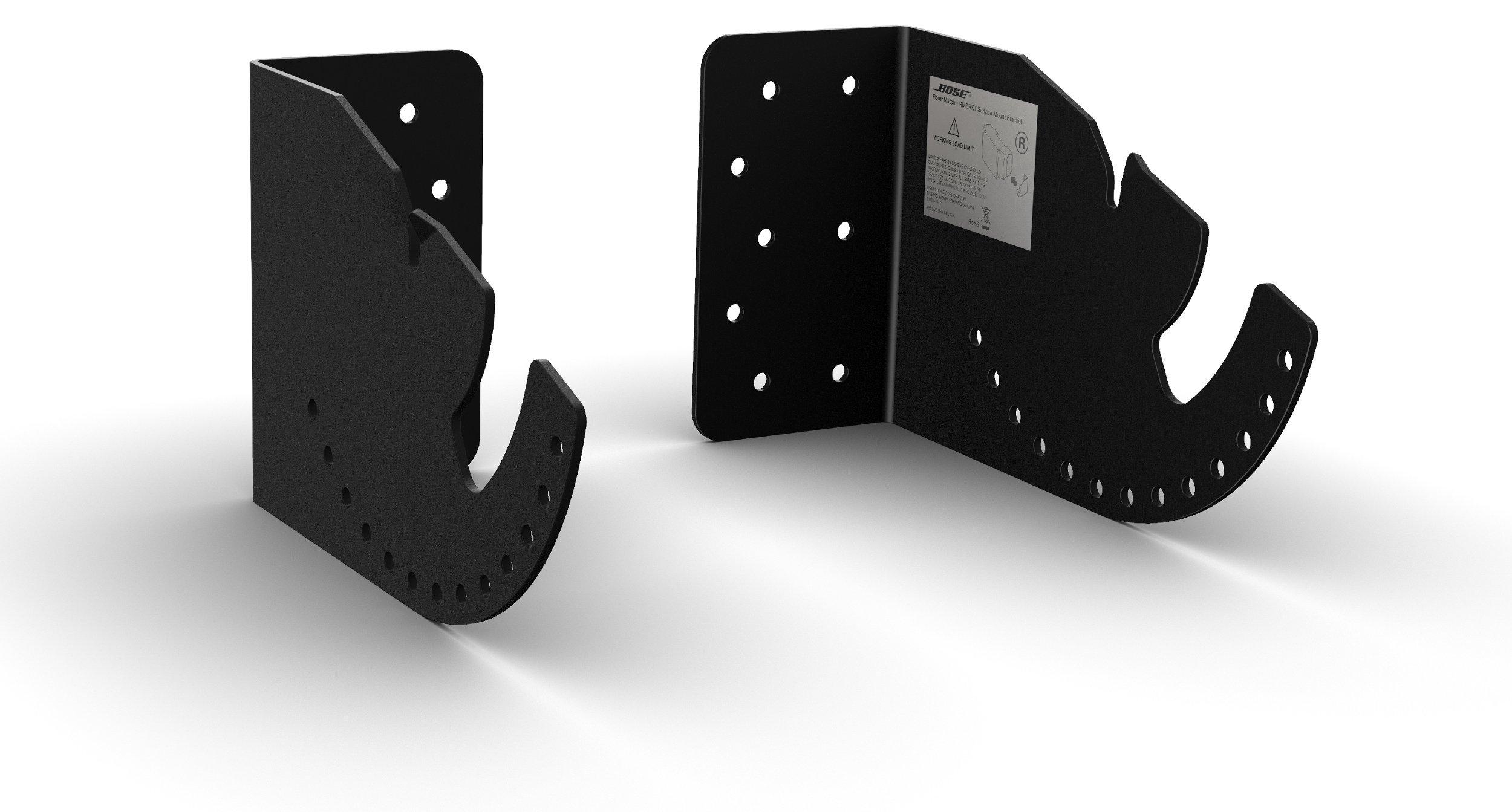 Surface Mount Bracket Kit for RoomMatch Loudspeakers
