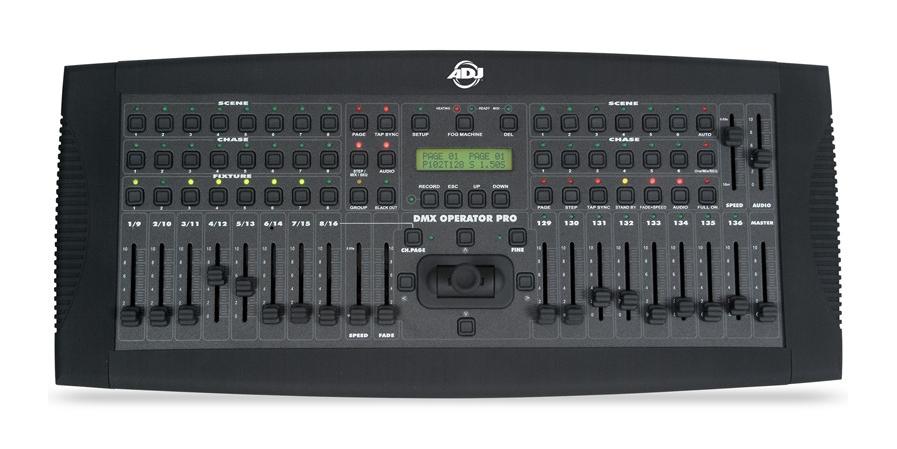2-in-1 DMX Controller