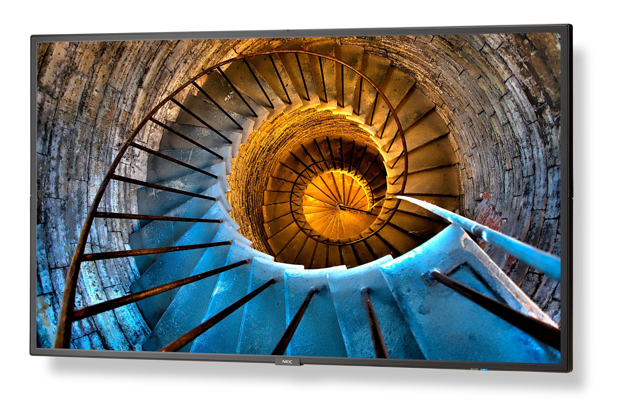 "48"" Professional-Grade Large Format Display for Digital Signage"