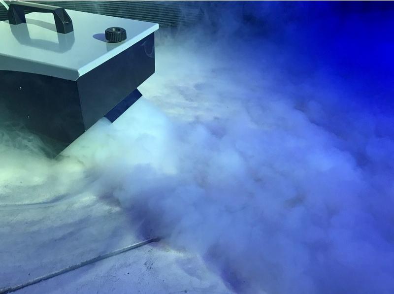700W Ground Fog Effect Fog Machine