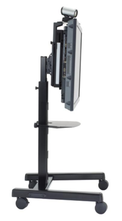 4-6 Foot Large Flat Panel Mobile Cart