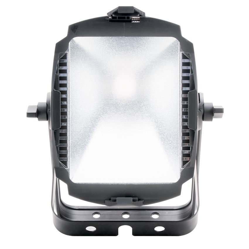 Elation Pro Lighting TVL CYC RGBW 150W RGBW COB LED Flood Light Fixture with Barn Doors TVL-CYC-RGBW