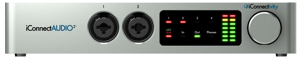 Hybrid Multi-Host USB Audio and MIDI Interface