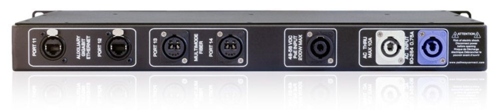 VIA 12 LC Gigabit Ethernet Switch