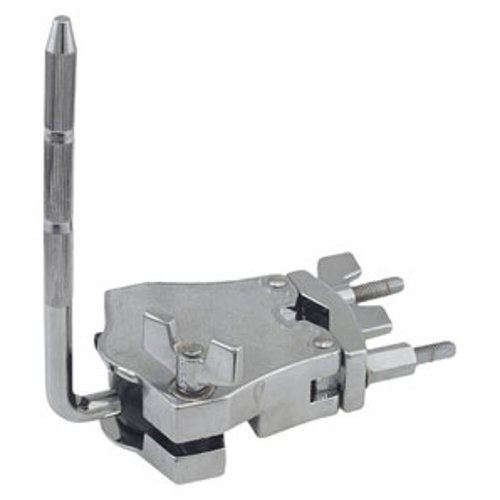 10.5mm Medium Single L-Rod Mount with Clamp