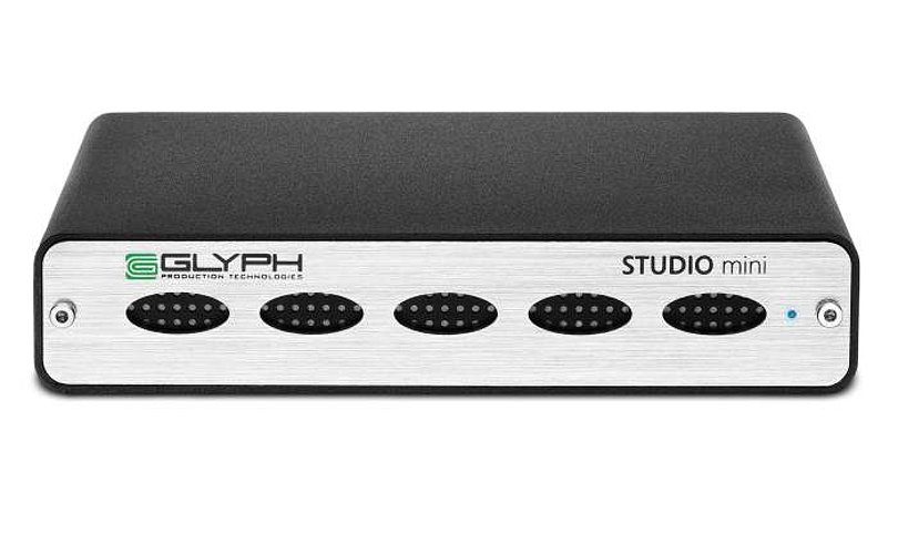5TB Glyph Studio mini, USB 3.0, FireWire 800, eSATA
