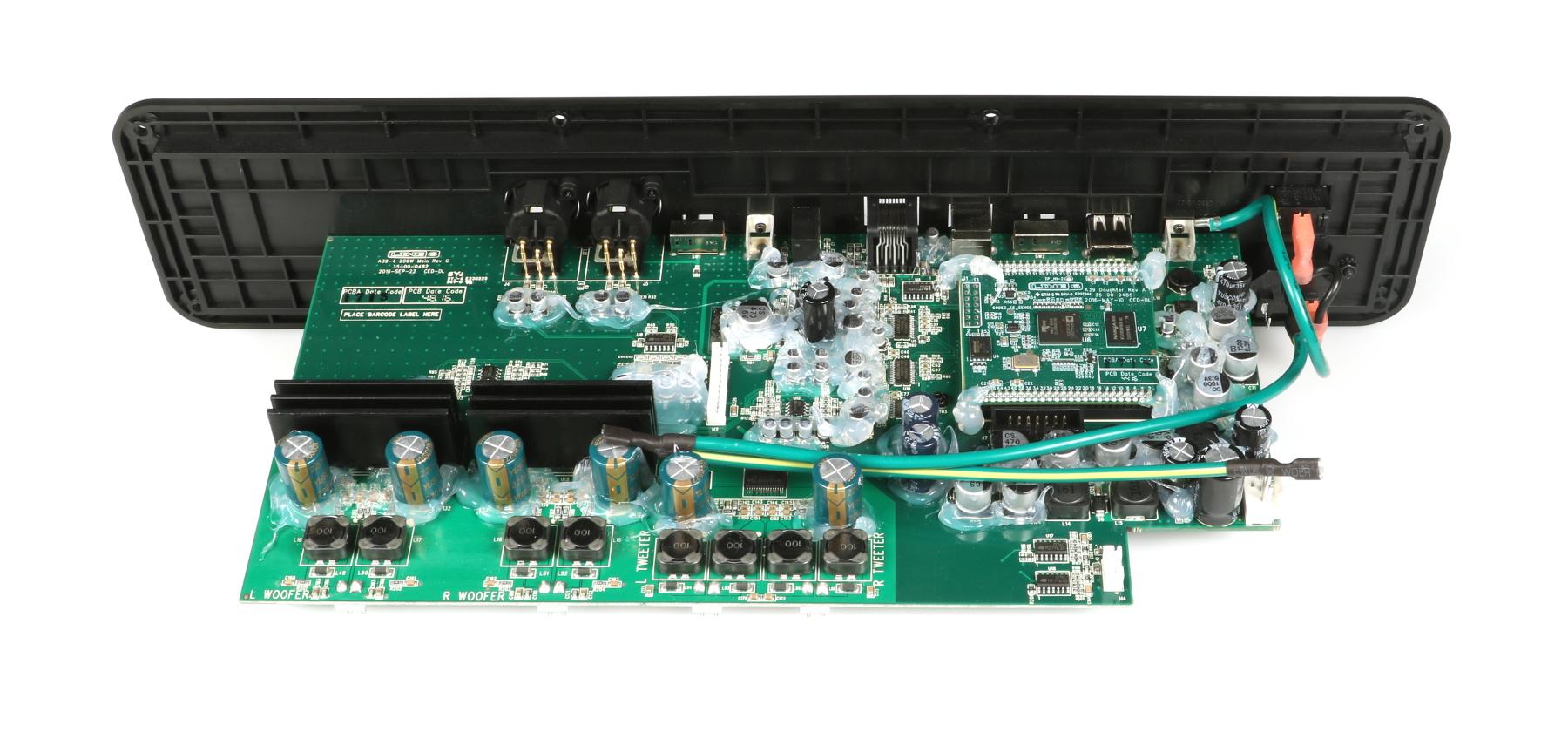 Spider V240 Amp Assembly