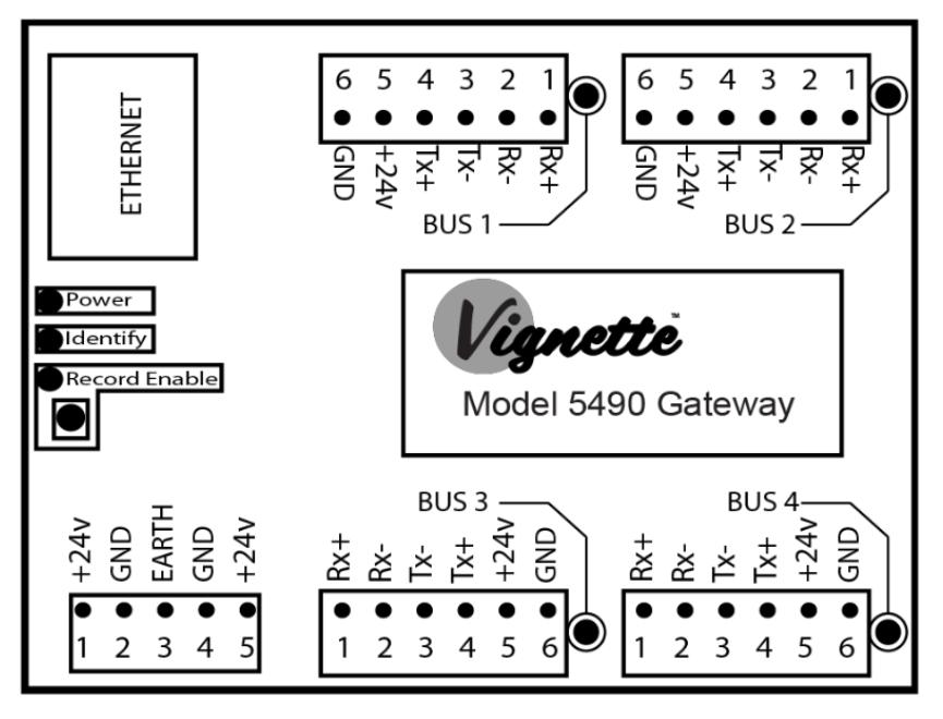 Pathway Connectivity 700-5490 Vignette 485 Architectural Gateway  P700-5490