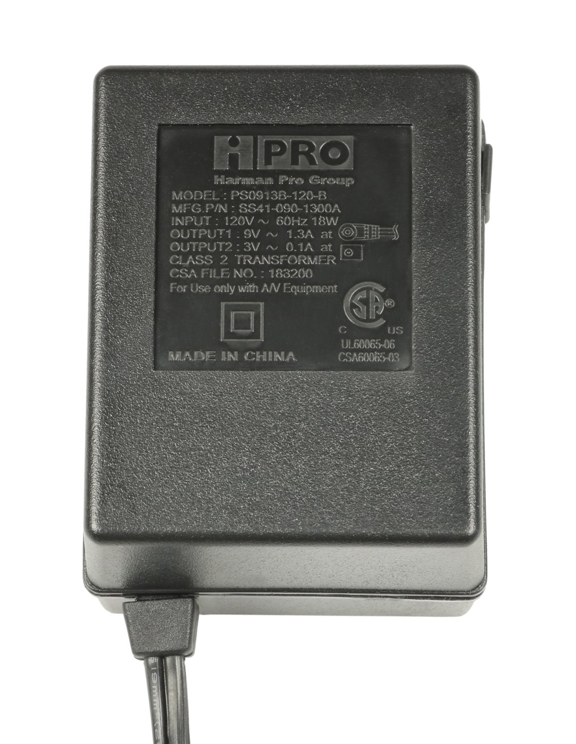 Power Supply for LXP5
