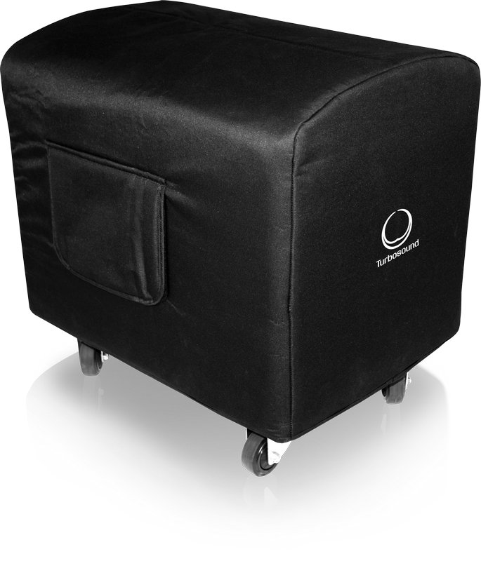"""Deluxe Water Resistant Protective Cover for 15"""" Subwoofers, including iQ15B with Castors"""