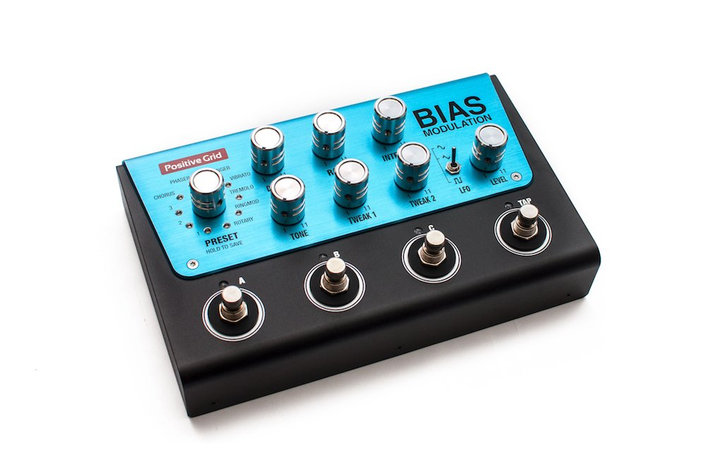Modulation Pedal with Software Included