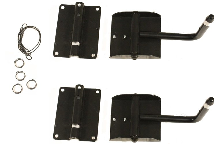 MTC-1A JBL Control 1 Wall Mounts in Black - Priced Each, Sold in Pairs Only