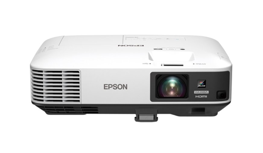 5500 Lumen Wireless Full HD WUXGA 3LCD Projector with Lens