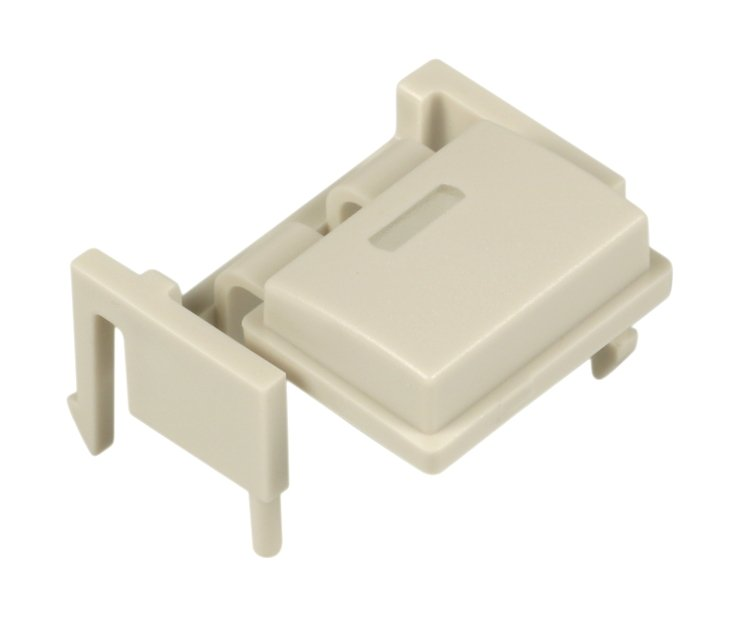 White Square Button for M7CL