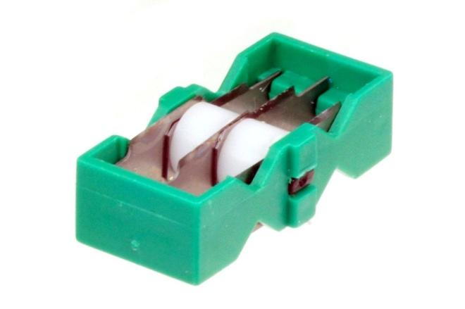 Cable Stripper Insert for Neutrik rearTWIST Tiny BNC Connector Assemblies