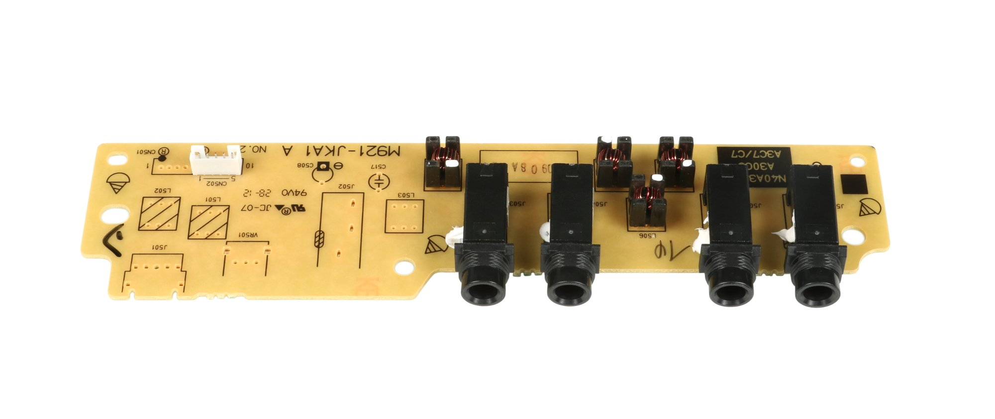 Jack PCB for PX-350M