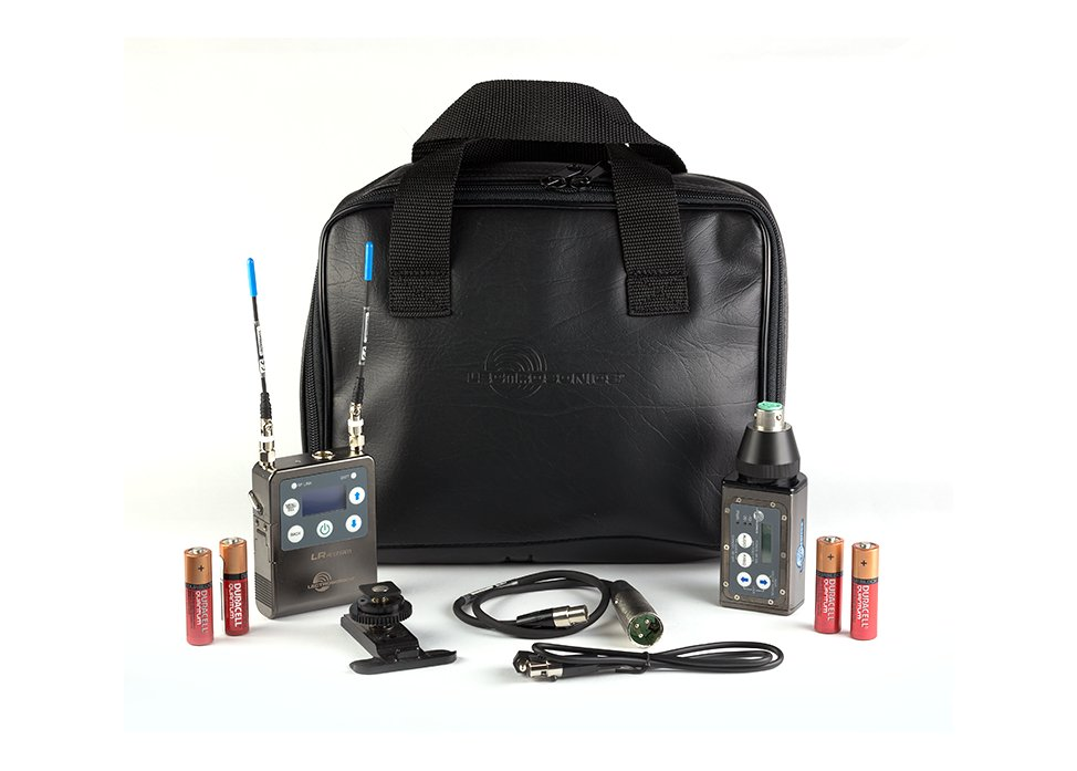 Wireless Plug-On System and L-Series Kit