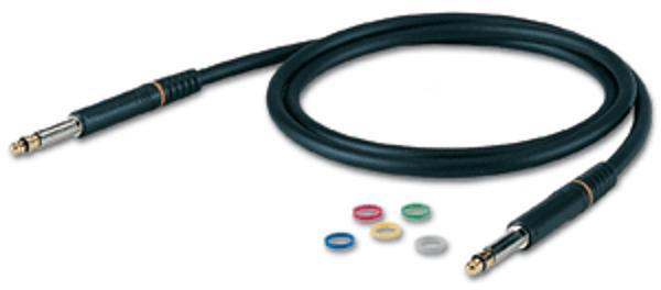 Canare BC009M 3ft StarQuad Bantam Patch Cable BC009M