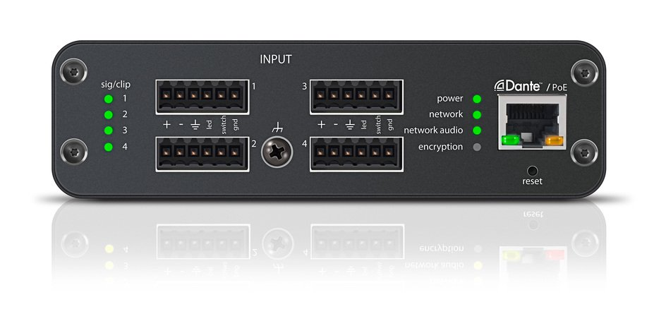 Audio Network Interface
