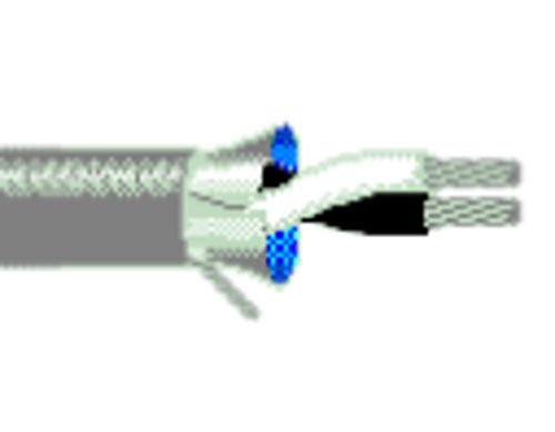 99ft Segment of Paired - Audio, Control, and Instrument Cable, 18 AWG