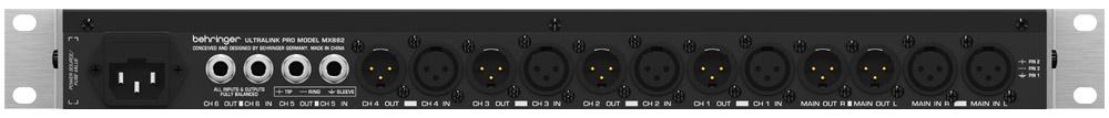 8-Channel Splitter/Mixer