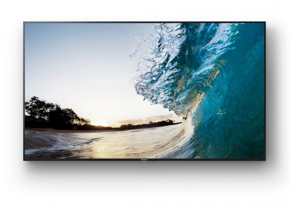 "High Performance 75"" 4K HDR Display"