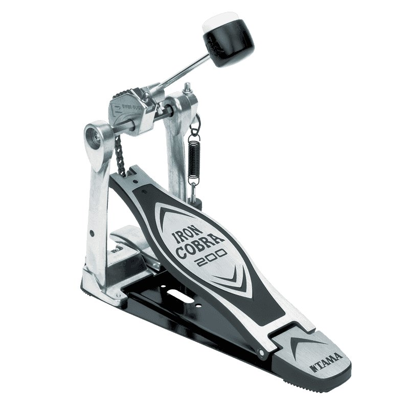 Iron Cobra 200 Series Single Kick Pedal