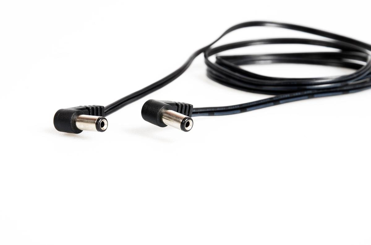 "8"" DC to DC Power Leads Cable in Black"