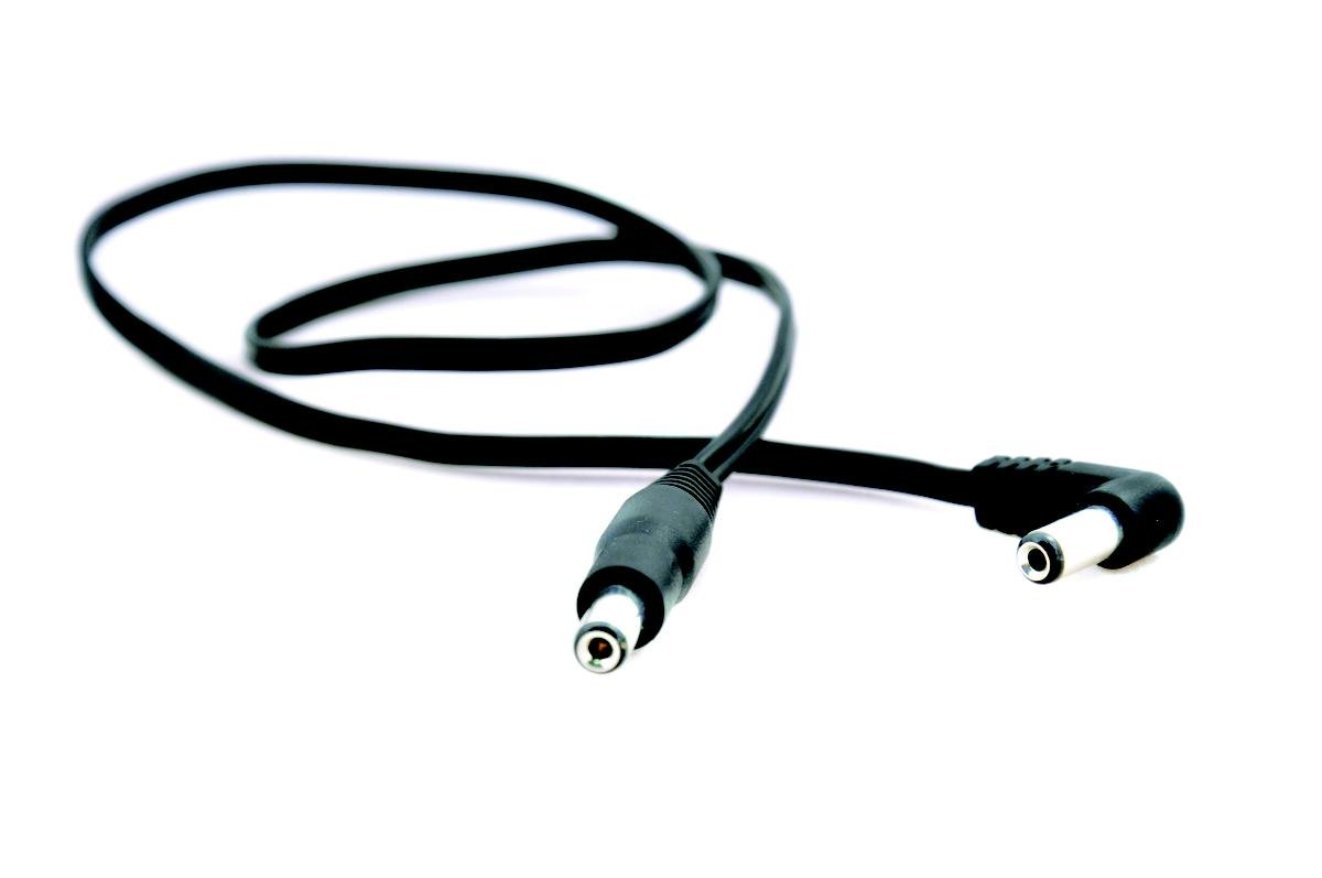 "28.5"" DC to DC Power Leads Cable in Black"