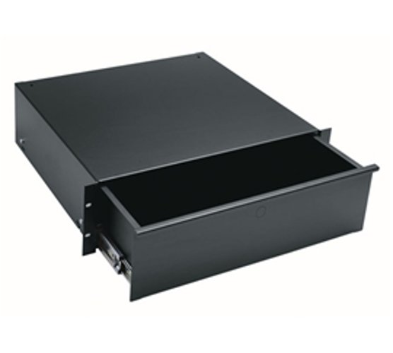 "3-Space 5.25"" Rack Drawer"
