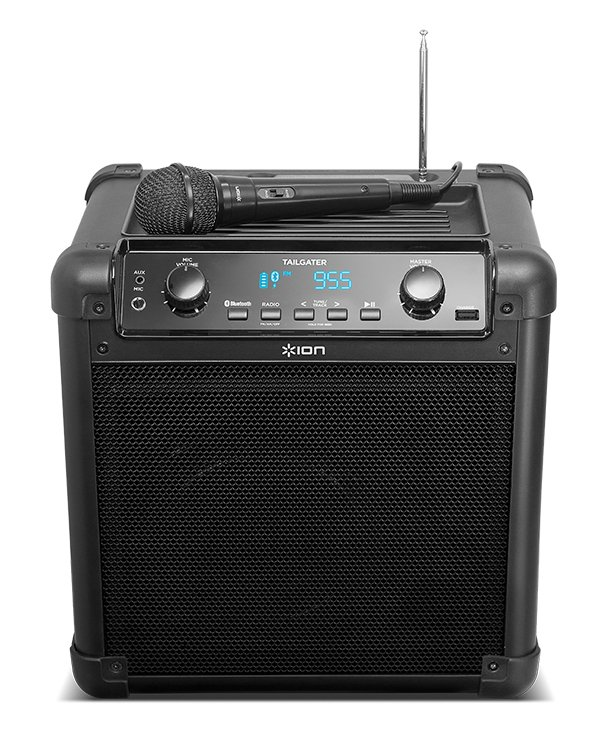 Portable AM/FM Speaker with Bluetooth