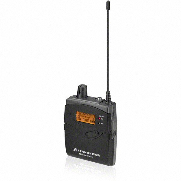 Bodypack Receiver for In-Ear Monitors