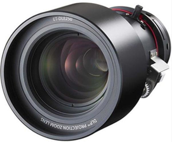 2.4-3.7:1 Power Zoom Lens for PT-D6000 Series, PT-D5700/PT-DW5100/PT-D4000 Series Projectors