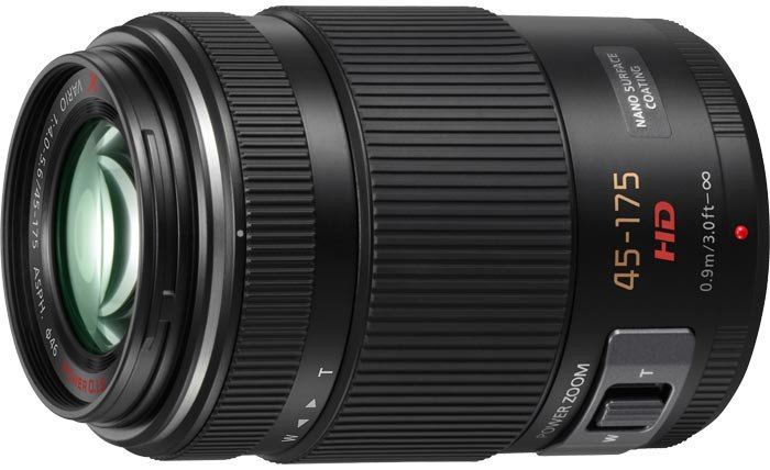 LUMIX G X VARIO PZ 45-175mm / F4.0-5.6 ASPH. Lens