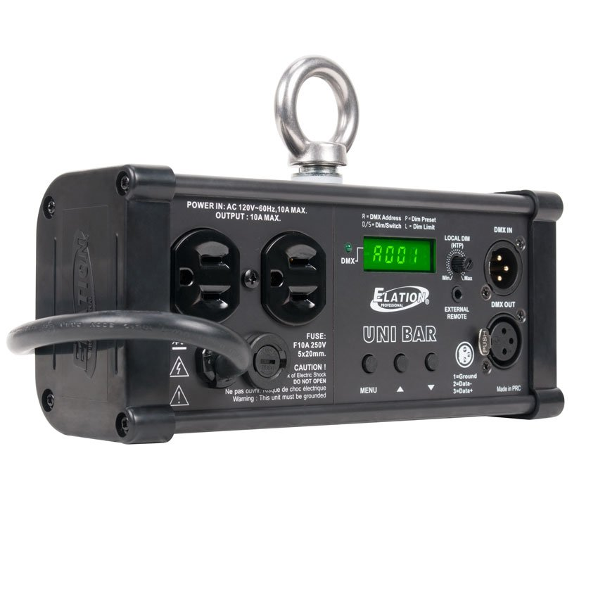 1 Channel Dimmer, 10A Max