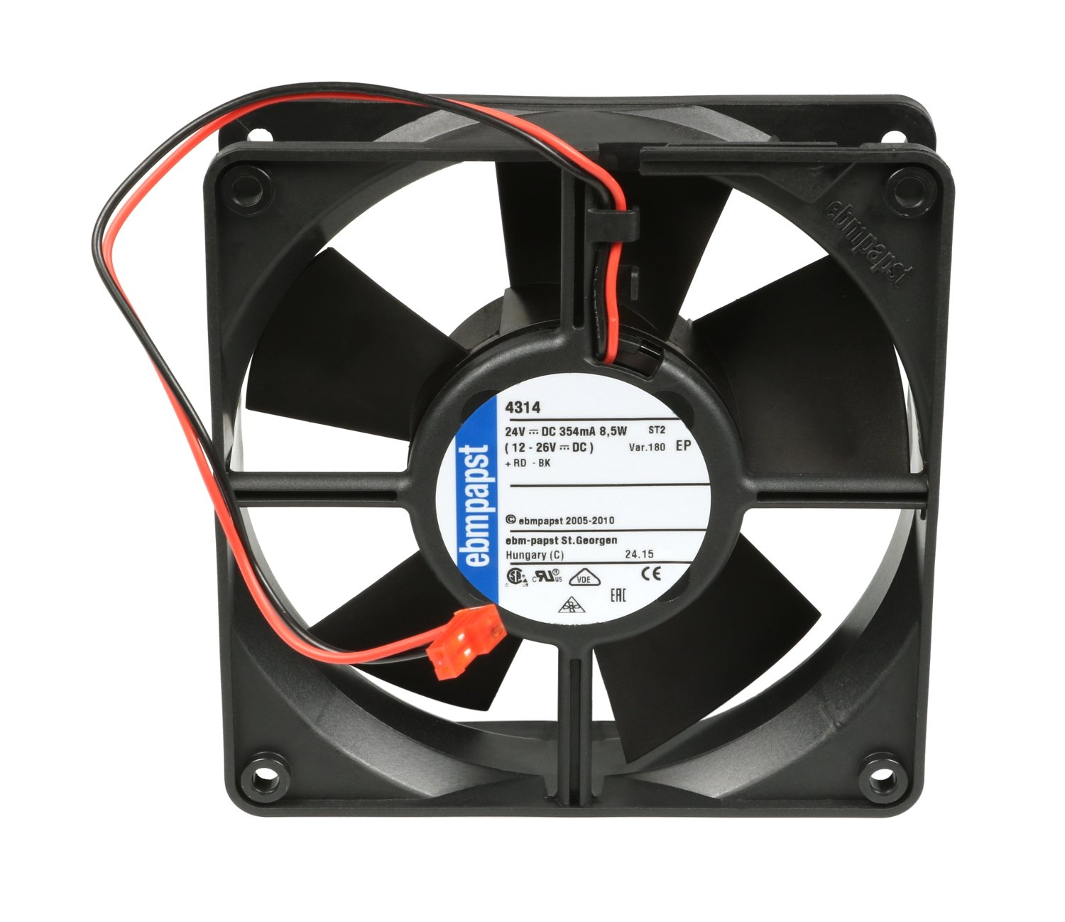 Fan for PL3 and PL4