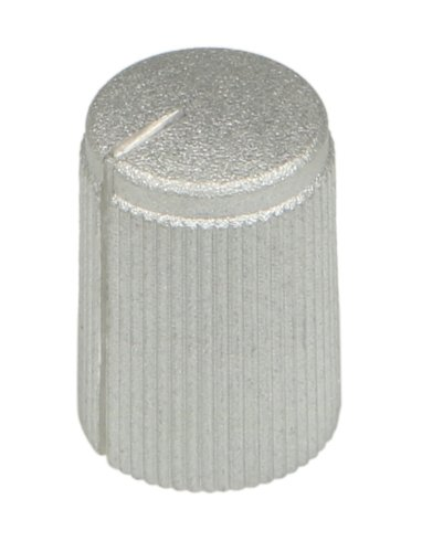 Silver Knob for Studio Channel