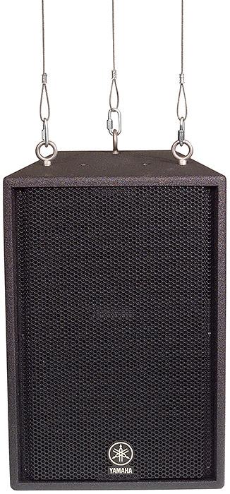 "12"" Club V Series 2-Way Flyable Speaker"