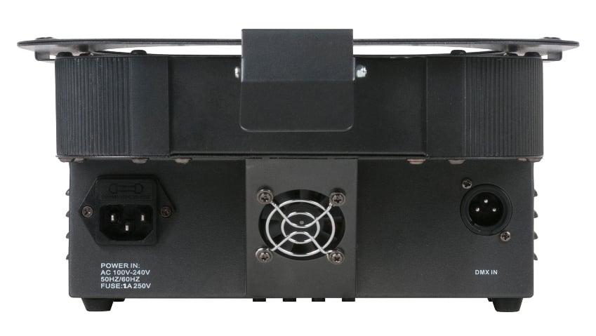 Low Profile 12x 5 TRI LED Par Light Fixture
