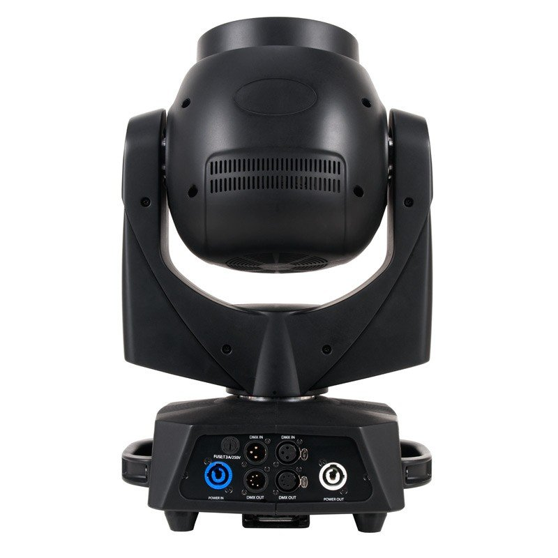 7x 40W Osram RGBW LED Moving Head Wash Fixture with Motorized Zoom