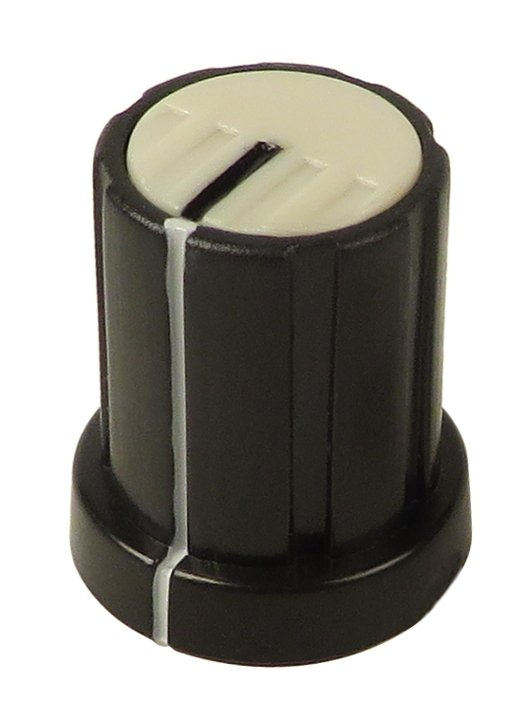 Black Knob with White Line for HA3500