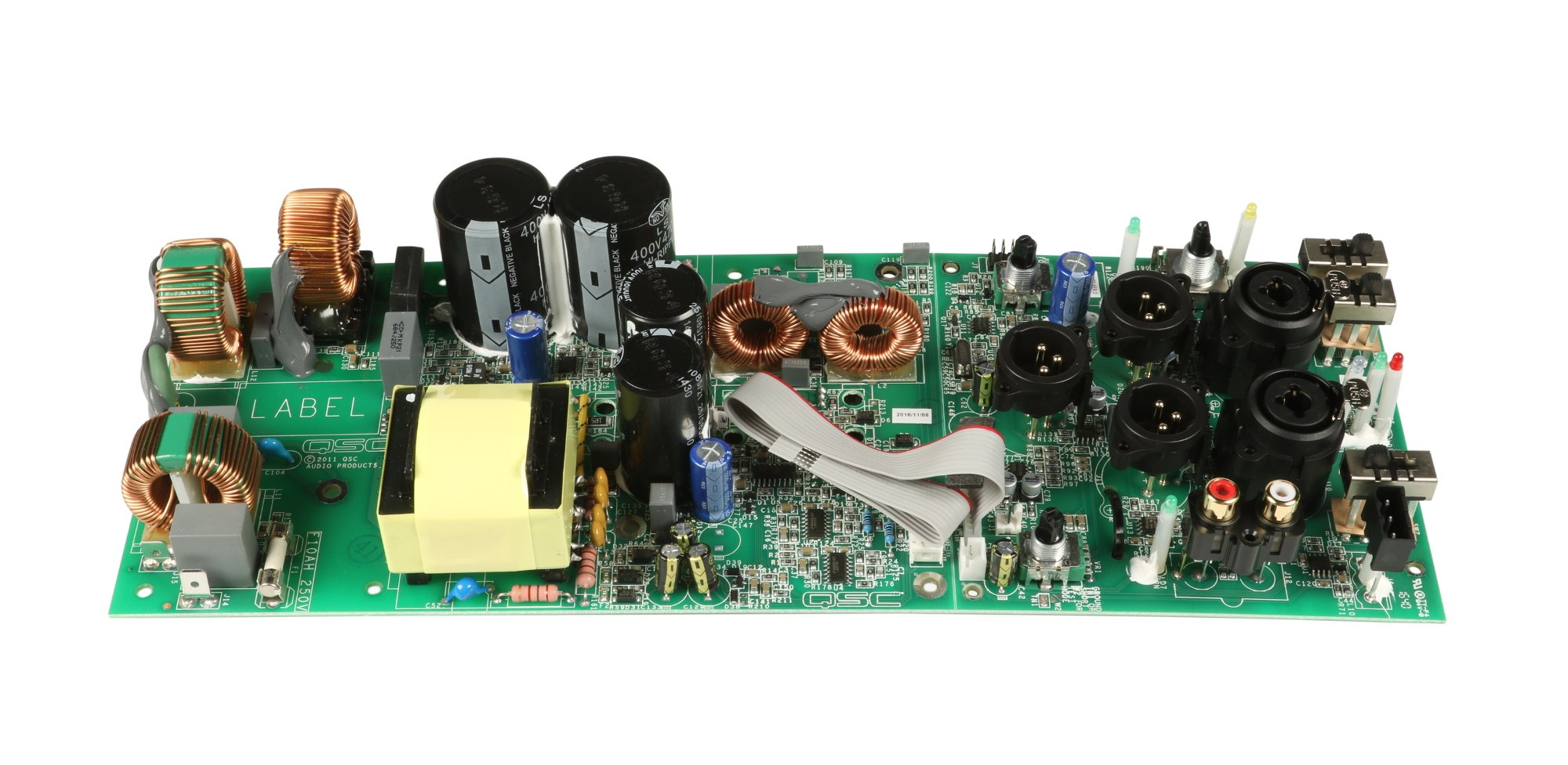 Power Input PCB for KW153