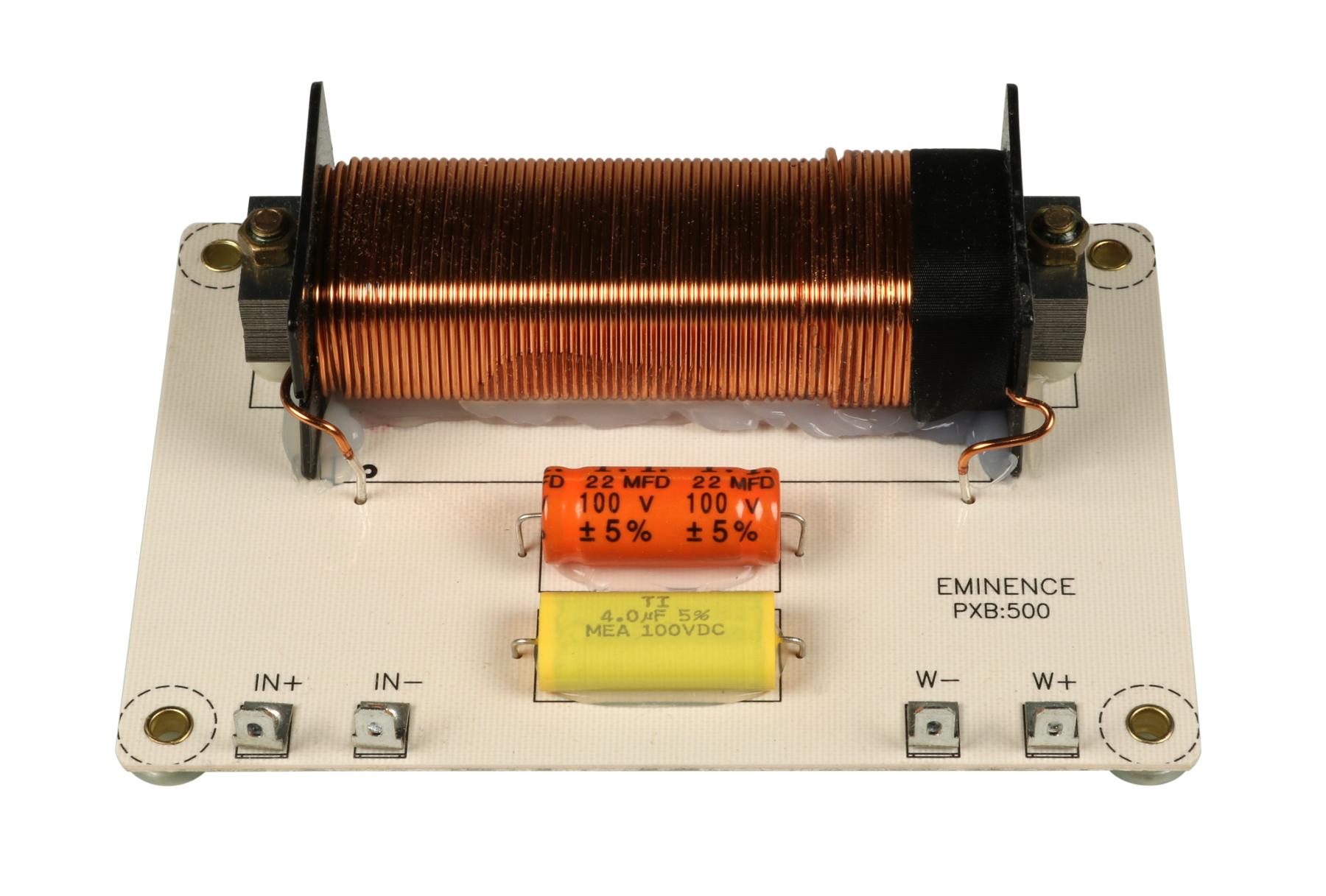LOW-PASS 500Hz 600W