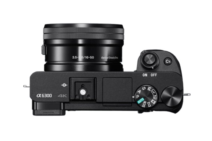 Alpha a6300 Mirrorless Digital Camera With 16-50mm Lens